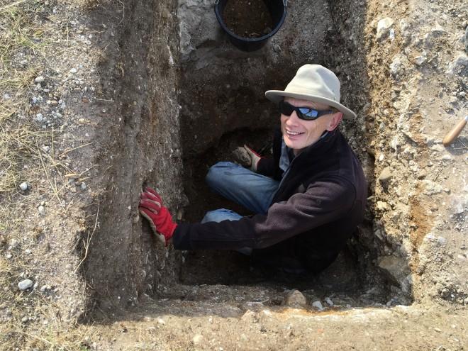 Minsmere LA16 Chris Deep Hole