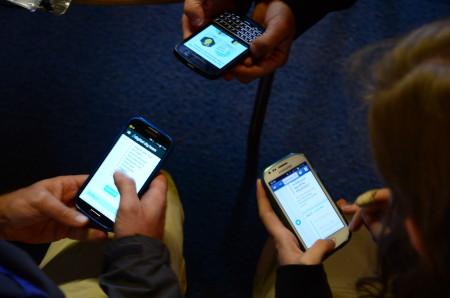 Logging in to #DigitalDigTeam