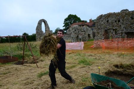 Making hay