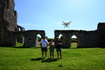 Emily quadcopter