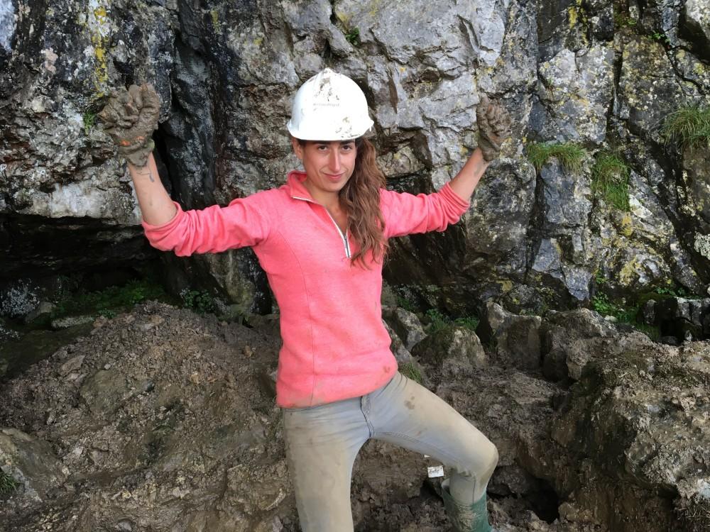 Ben Scar Cave Maiya Backfill